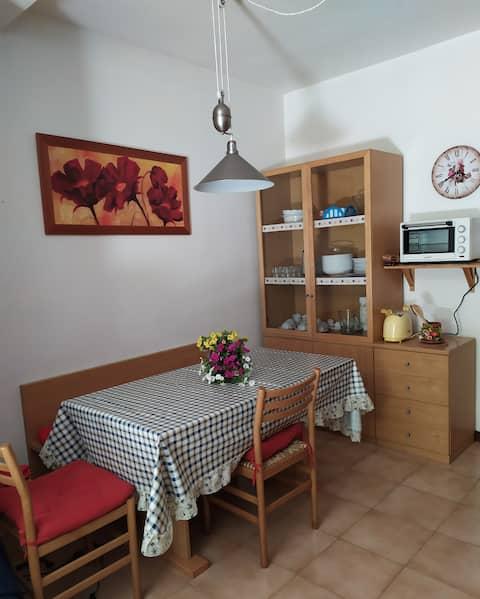 Fresco e silenzioso appartamento a Fanano