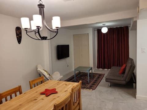 Sótano suite con entrada independiente
