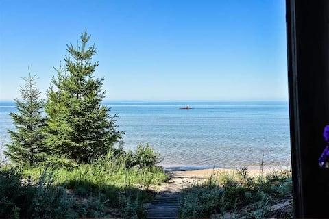 Cedar Loft on Lake Michigan