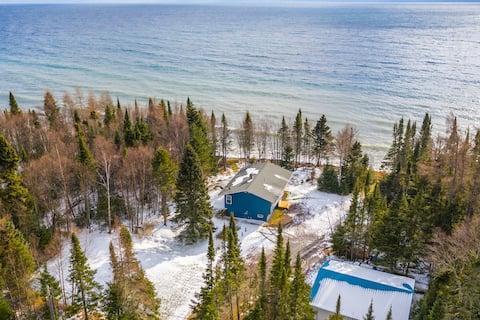 Tamarack House on Lake Superior