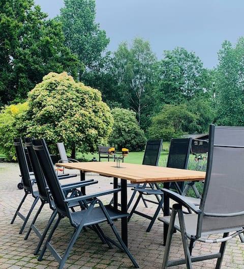 Vakantiehuis in Bastogne & platteland