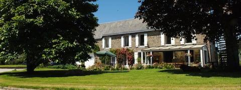 Charming, private, original French farmhouse.