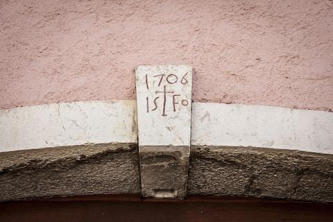 Casa Mostacio dal 1706  a Polcenigo