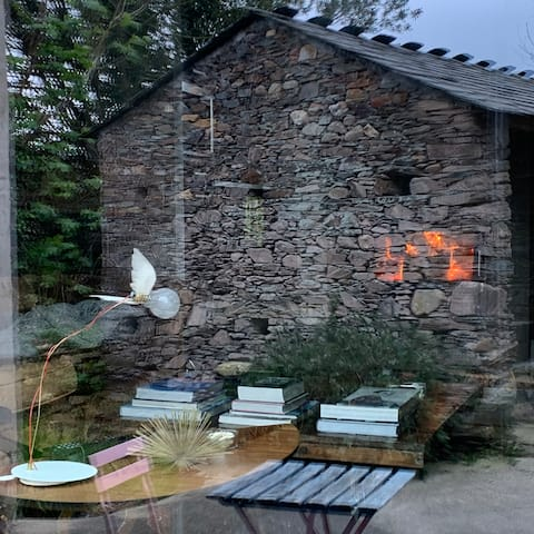 Exclusiva casa de diseño en el occidente asturiano