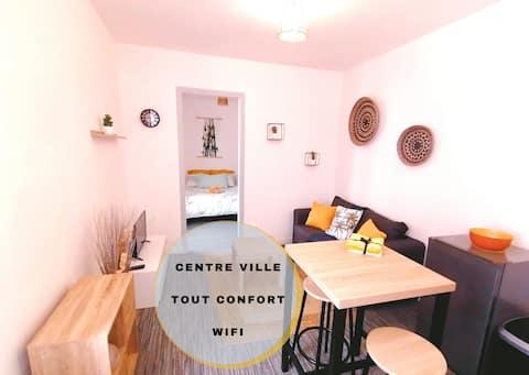 Appartement 🌟Your Home🌟centre ville - St Quentin