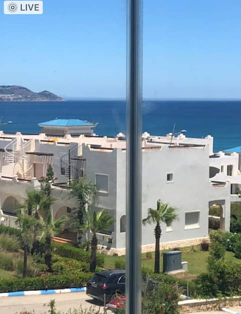 A pearl in the residence Al cudia Smir