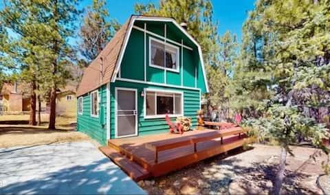 Cozy Mountain Getaway - Big Bear Adjacent