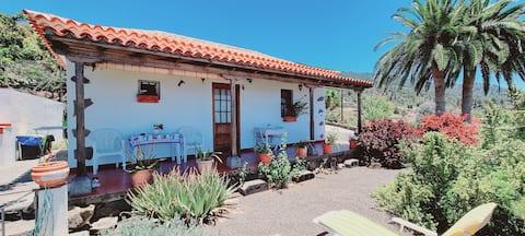 Casa Las Palmeras, dreamy sunsets.