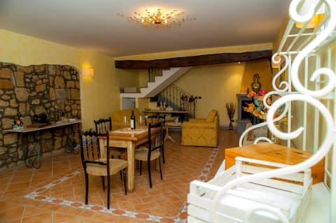 Casa Flora per le tue vacanze in relax ed allegria