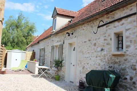★★ Maison proche Parc Asterix - Mer de Sable - CDG