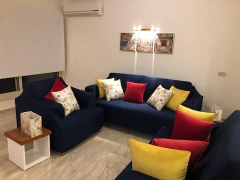 Lovely gorgeous studio among green Maadi