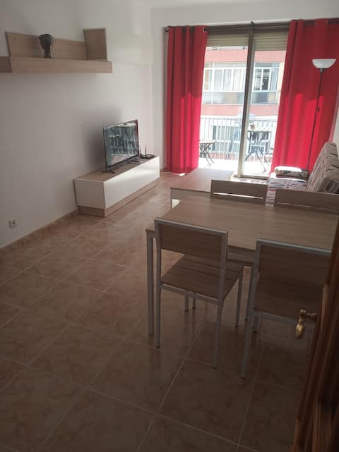 Double bed in nice double bedroom in city center