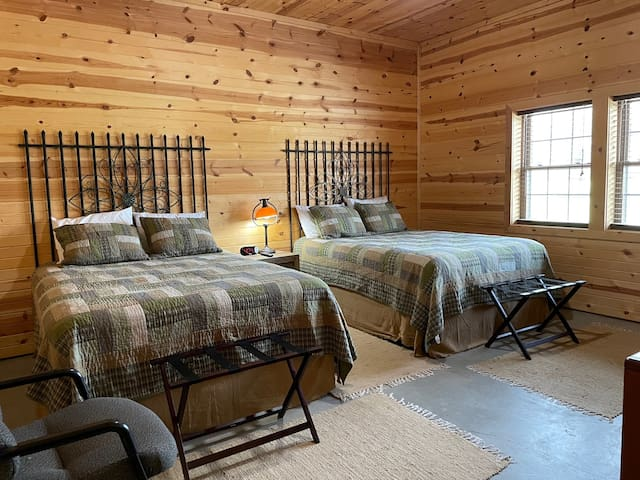 Our guests love how comfortable our beds are.