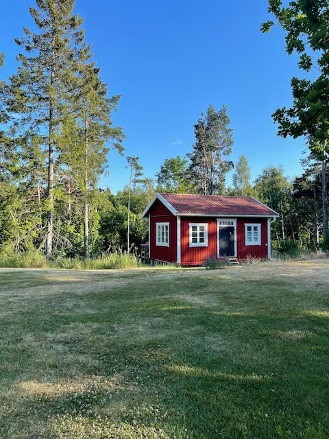 Newly built cottage near water and walking paths