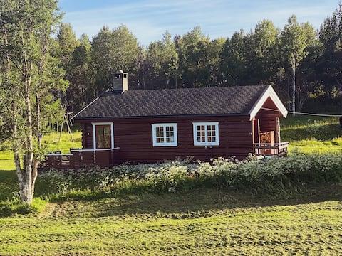 Flott hytte på Røros med utsikt