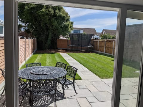 Newly refurbished 3 bedroom bungalow