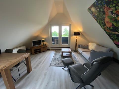 Nuovo! Appartamento con bella vista vicino a Giethoorn