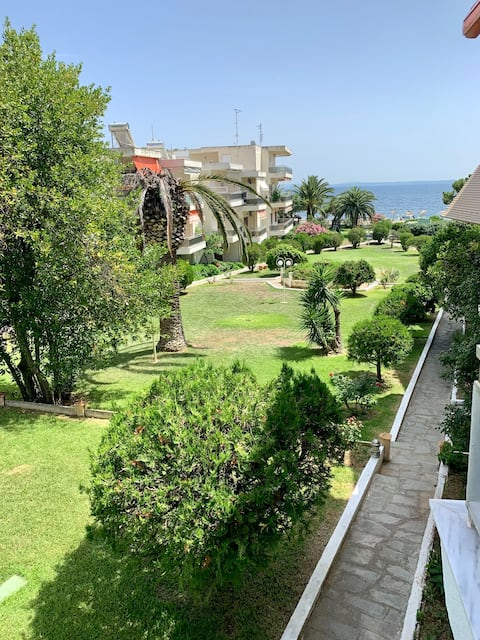 Urania's Beach House | Gerakini Peaceful Vacation