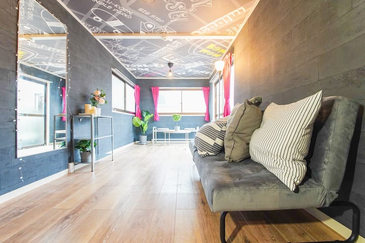 Bedroom4 - Sofabed