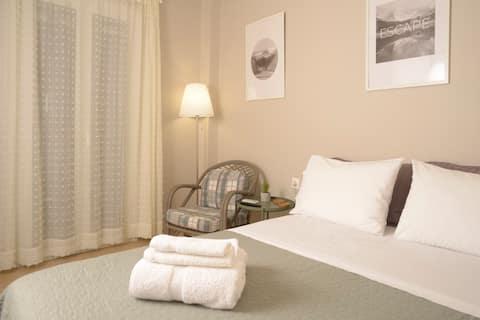Slapp av på denne fantastiske leiligheten i nærheten av havet + sentrum