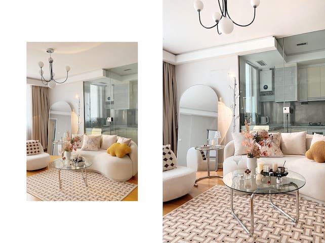 房源搭配别出心裁,选取最热的家居单品,专门为有品味的您准备。