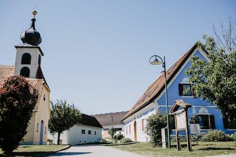 Vakantiehuisje aan het Gospihof