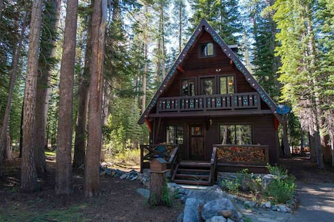 Perfect 4BR Family Getaway - Truckee/Soda Springs