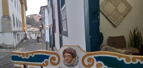 Casinha no coração do centro histórico