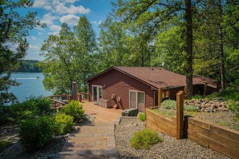 Proste Lake Getaway