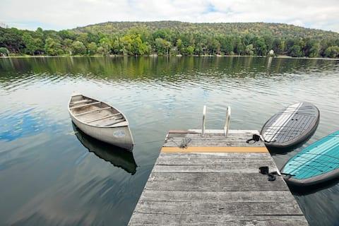 Oscaleta Guest House: Lakeside Cottage