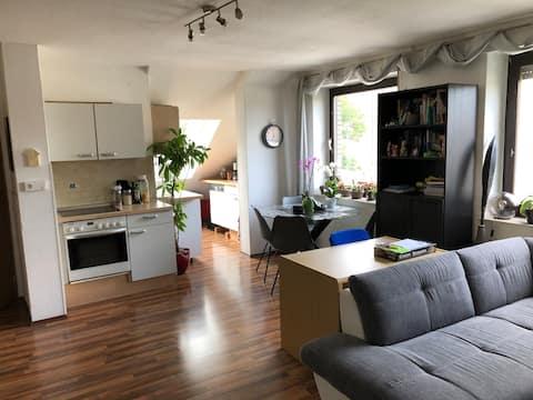 Beautiful apartment right in the heart of Coesfeld
