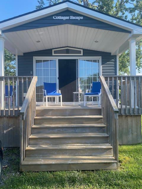 Casa de campo espaciosa de 2 dormitorios en VineRidge Resort