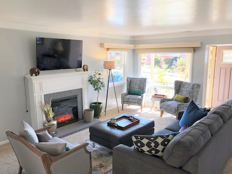 Cheerful 2-bedroom near San Francisco &FW580/238AC