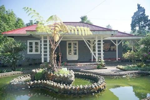 Cozy 4-bedroom Villa with spacious garden