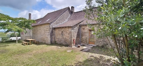 Une mini maison en Vallée de la Dordogne