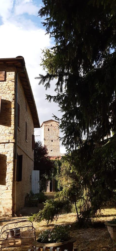 Relaxing Retreat in Rural Italy B&B_S1
