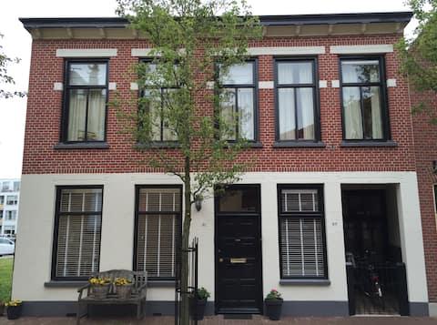 Large Loft + balcony in the heart of Winterswijk