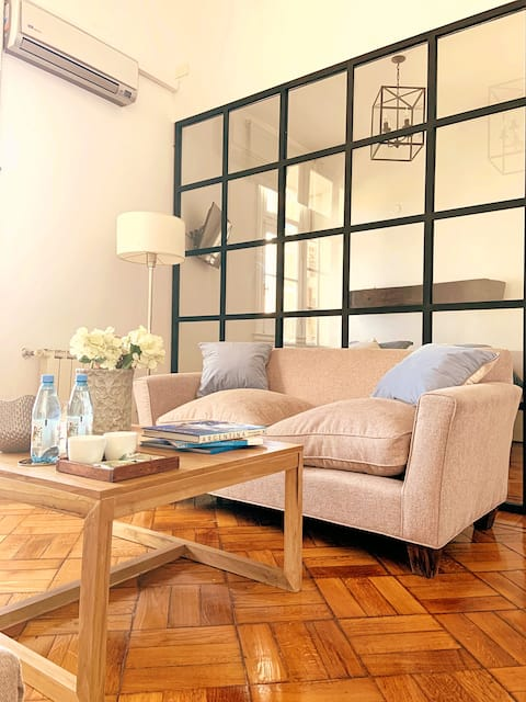 Beautiful apartment in the heart of Buenos Aires.