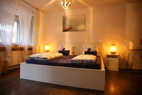 "Pretty furnished studio with terrace ""Stellina"""