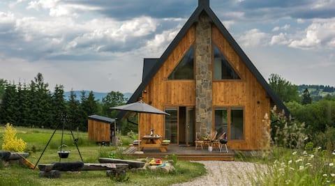 Kangurówka niezwykły domek pod Tatrami
