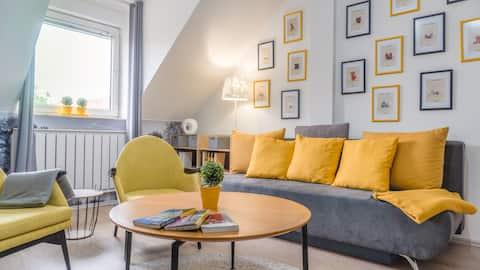 Luxusní Studio 24 Design Apartmán