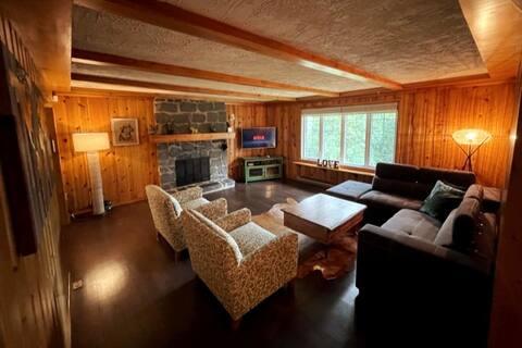 Cheerful Family Cottage 4-bedroom,SPA, Sauna
