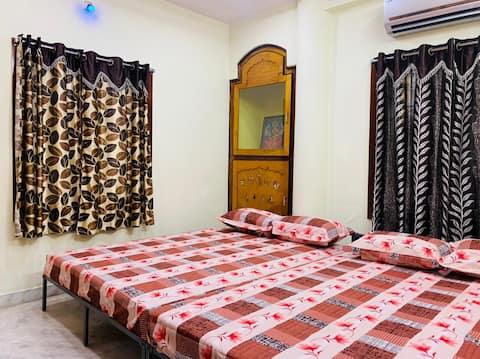 Lovely 2-bedroom serviced apartment in Rajahmundry