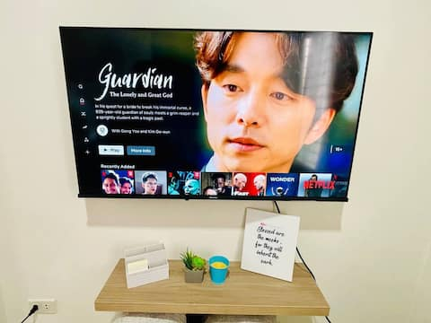 Haven's Nest w/NETFLIX and WiFi