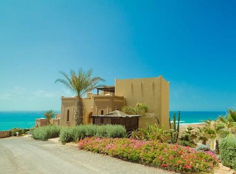 Villa avec piscine - Bord d'océan - Sud d'Agadir