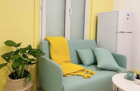 库尔布瓦( Courbevoie )舒适公寓