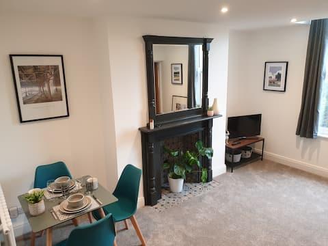#hastingsflatbythepier - cosy, eco-friendly living