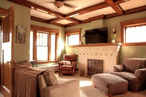 Historic American Architecture | 4 Bedroom Home