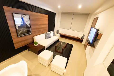 Moderno departamento en Barranca