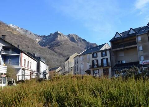 Agréable maison de ville en Ariège